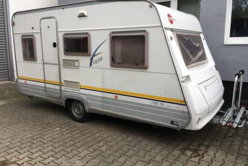 Caravan Bürstner Bürstner *New* in Schriesheim huren van particulier