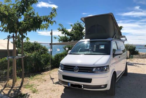Kampeerbus Volkswagen Harry in Gießen huren van particulier