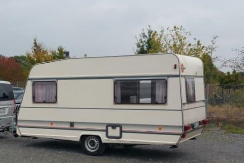 Caravan Bürstner Holiday  *SFV*  in Hamm huren van particulier