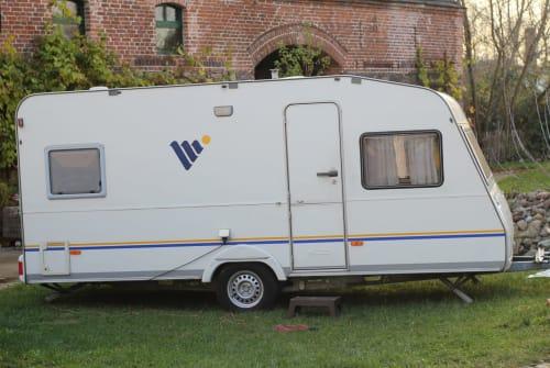 Caravan Knaus Vimara Unser EinRaumWunder in Steinhöfel huren van particulier