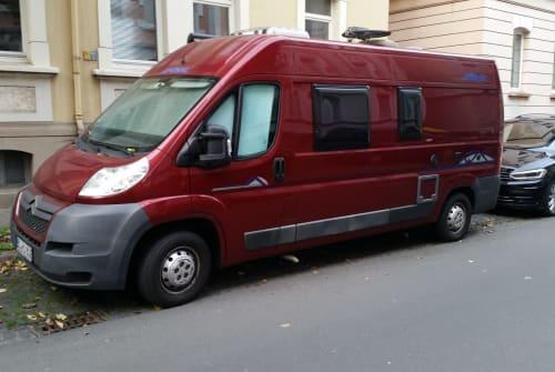 Buscamper Pössl  Jean Luc in Braunschweig huren van particulier