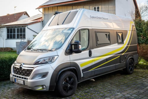 Buscamper Citroën  Kiano in Gudensberg huren van particulier