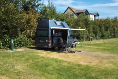 Kampeerbus Ford Mäxchen in Lübbecke huren van particulier