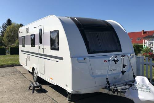 Caravan Adria Aurora  in Wismar huren van particulier