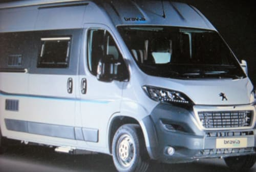 Buscamper Peugeot Floki in Ascheberg huren van particulier
