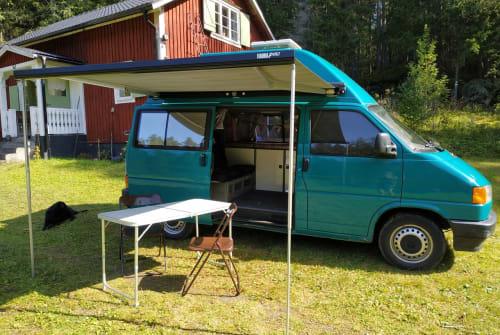 Kampeerbus VW Ferdinand in Braunschweig huren van particulier