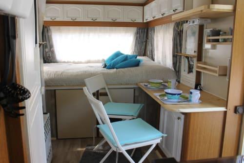 Caravan Hobby  Lille in Wurster Nordseeküste huren van particulier