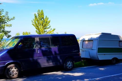 Caravan QEK Junior QEK Junior in Leipzig huren van particulier