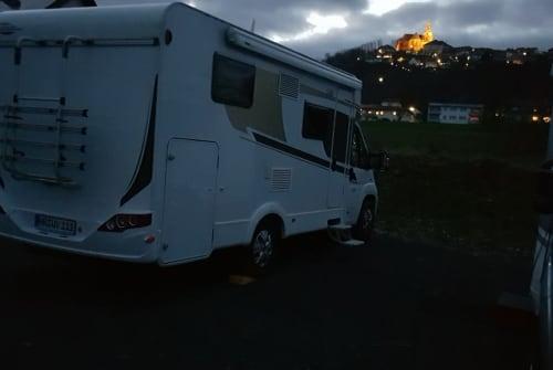 Halfintegraal Fiat Lissy in Neuental huren van particulier