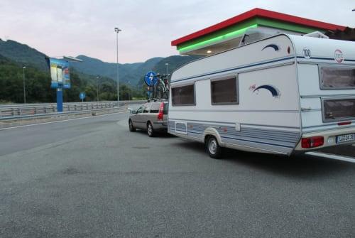 Caravan TEC Familiencamper in Lüneburg huren van particulier