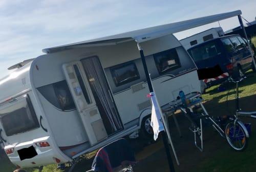 Caravan Hobby Easy Ontour in Plochingen huren van particulier