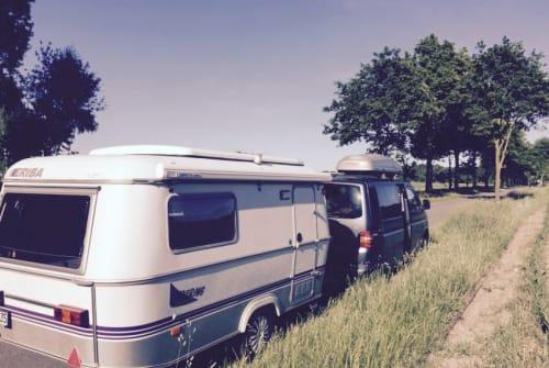 Caravan Hymer Lila in Kiel huren van particulier