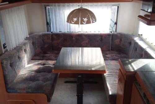 Caravan Hobby Hobby Excellent  in Ganderkesee huren van particulier