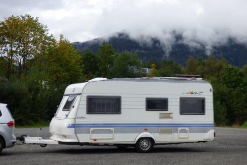 Caravan Hobby Wanderer in Osterholz-Scharmbeck huren van particulier