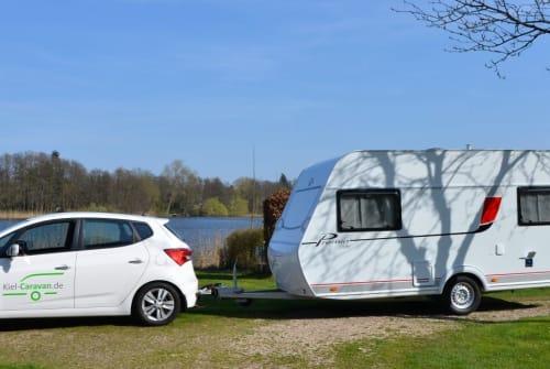 Caravan Bürstner Kieler Premio (Neufahrzeug) bei Kiel in Schwentinental huren van particulier