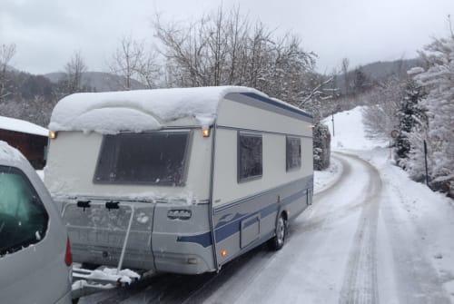 Caravan Fendt Akki in Lingen huren van particulier