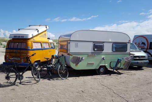 Caravan Knaus Knausi in Kiel huren van particulier