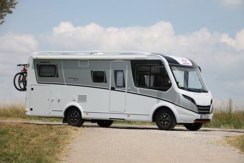 Integraal Fiat Ducato Globebus I6GT in Hungen huren van particulier