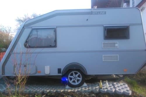 Caravan KIP Marion  in Kulmbach huren van particulier