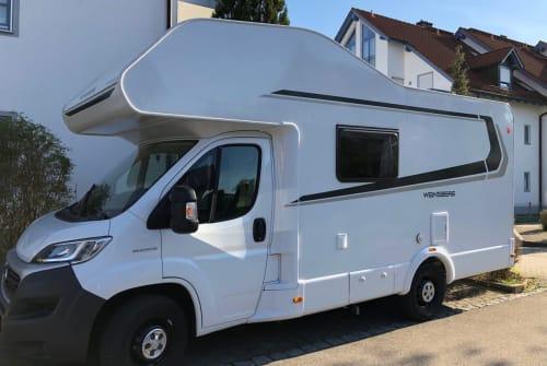 Alkoof Weinsberg Roadrunner in Ottobeuren huren van particulier