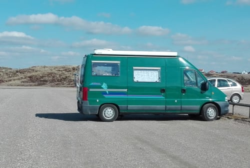 Buscamper Peugeot Boxer Fiete  in Altenholz huren van particulier