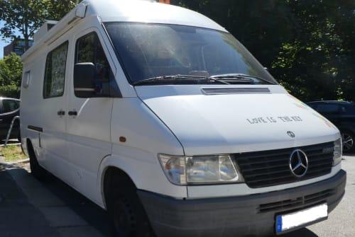 Buscamper Mercedes-Benz  BIBERKÖNIG! in Göttingen huren van particulier