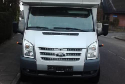 Halfintegraal Ford Spielmobil in Goch huren van particulier