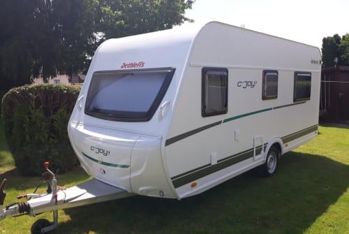 Caravan Dethleffs C-Joy in Bensheim huren van particulier