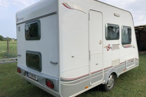 Caravan Sterckemann Marlie in Temnitztal huren van particulier