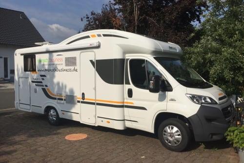 Halfintegraal Fiat Willi in Adelsdorf huren van particulier