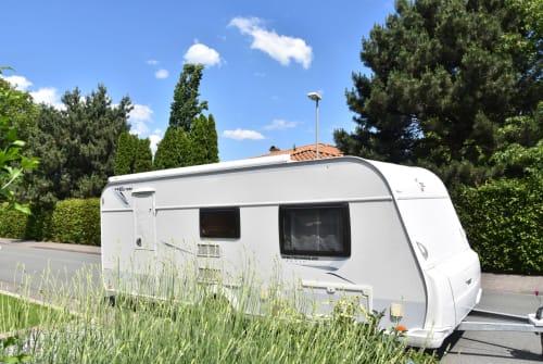 Caravan TEC Bummler in Paderborn huren van particulier