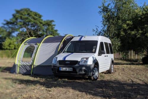Overige Ford Tourneo  Tourneo Camper in Mannheim huren van particulier