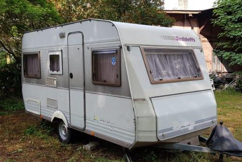 Caravan Dethleffs Dori in Großbeeren huren van particulier