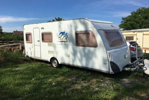 Caravan  Knaus  Fritz Winnetou in Freiberg am Neckar huren van particulier
