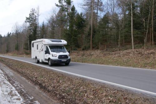 Halfintegraal Ford Feel Free in Esslingen am Neckar huren van particulier