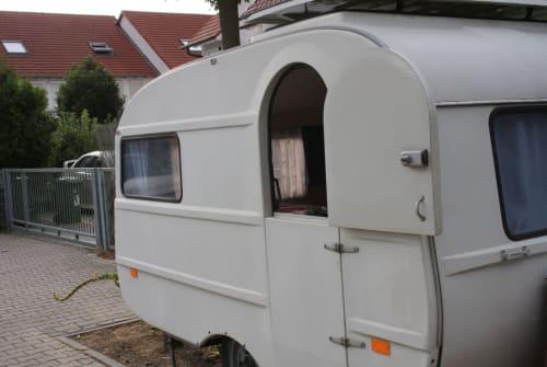 Caravan Qek Qek Junior in Darmstadt huren van particulier