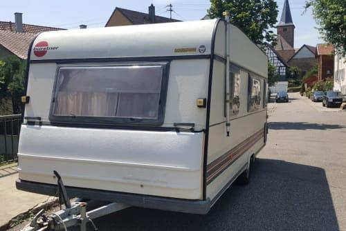Caravan Bürstner Zeus in Heilbronn huren van particulier