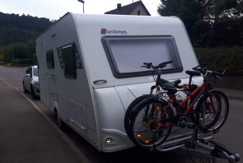Caravan Sterckeman FamilyDream in Hirrlingen huren van particulier