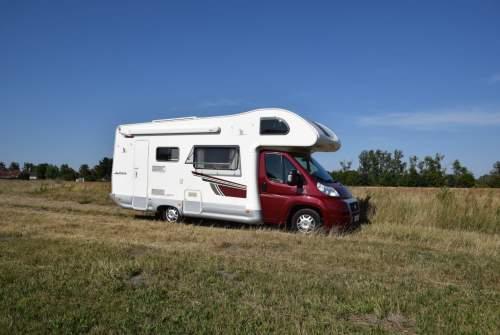 Alkoof Fiat WohlfühlMobil in Rathenow huren van particulier