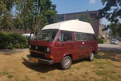 Kampeerbus Volkswagen The Rooster in Diemen huren van particulier