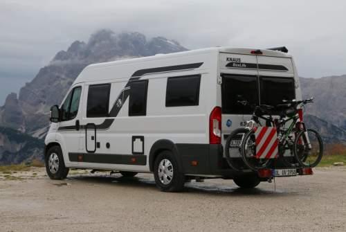 Buscamper Knaus Onkel Franz in Blaustein huren van particulier