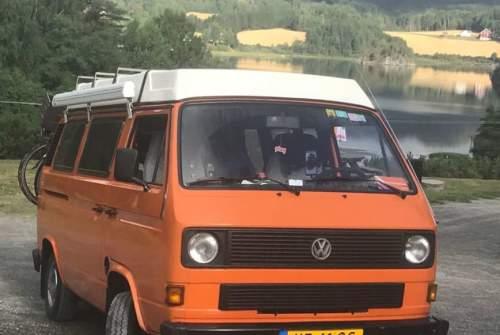 Kampeerbus Volkswagen BOB-Mobiel in Drachten huren van particulier