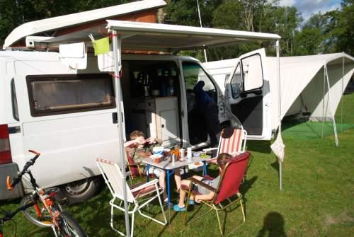 Kampeerbus Peugeot Schneemann in Leonding huren van particulier