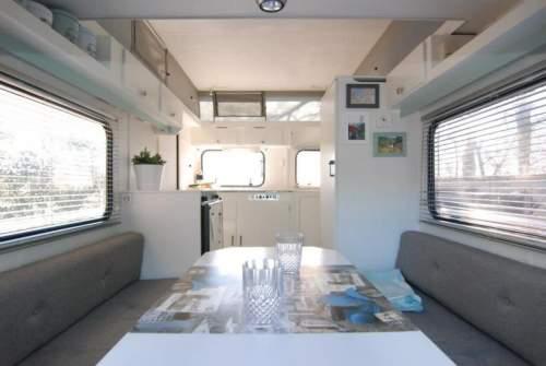 Caravan DETHLEFFS   BEDUIN Gerrie in Maasland huren van particulier