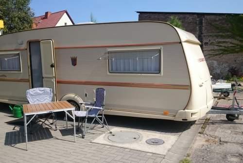Caravan Tabbert Sunniva in Bodø huren van particulier