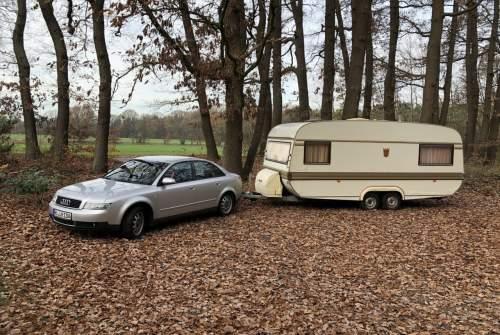Caravan Tabbert Charly in Nienburg/Weser huren van particulier