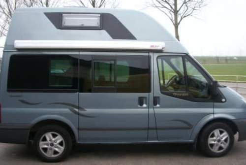 Buscamper Ford Transit Nugget in Montfoort huren van particulier