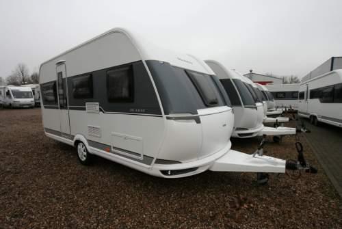 Caravan Hobby de Luxe Hobby de Luxe in Brandenburg an der Havel huren van particulier
