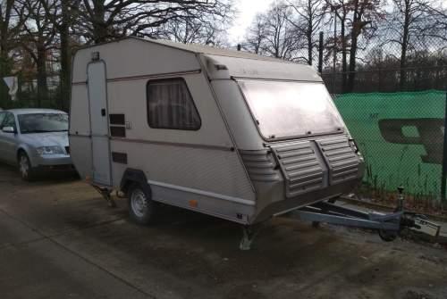Caravan KIP  Betty in Schulzendorf huren van particulier