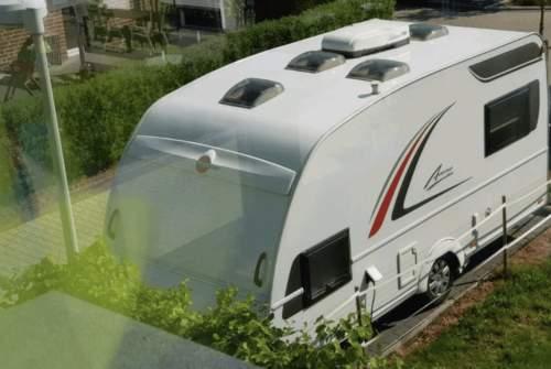 Caravan Bürstner  Charlie in Plymouth huren van particulier